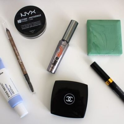 Beauty Faves: Makeup Staples