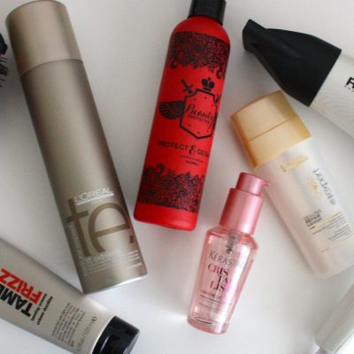 Beauty Faves: Blowout Must Haves