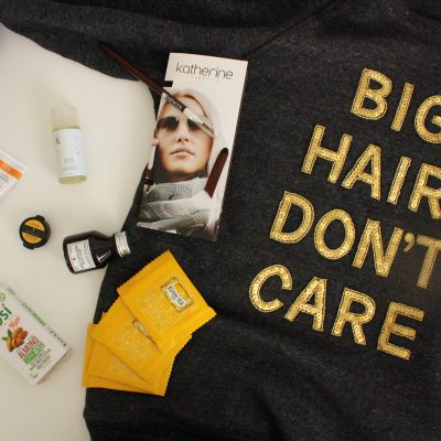 Sample Size: January Birchbox