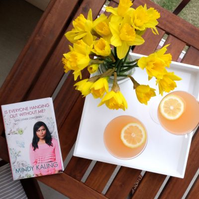 Pink Lemonade Margaritas