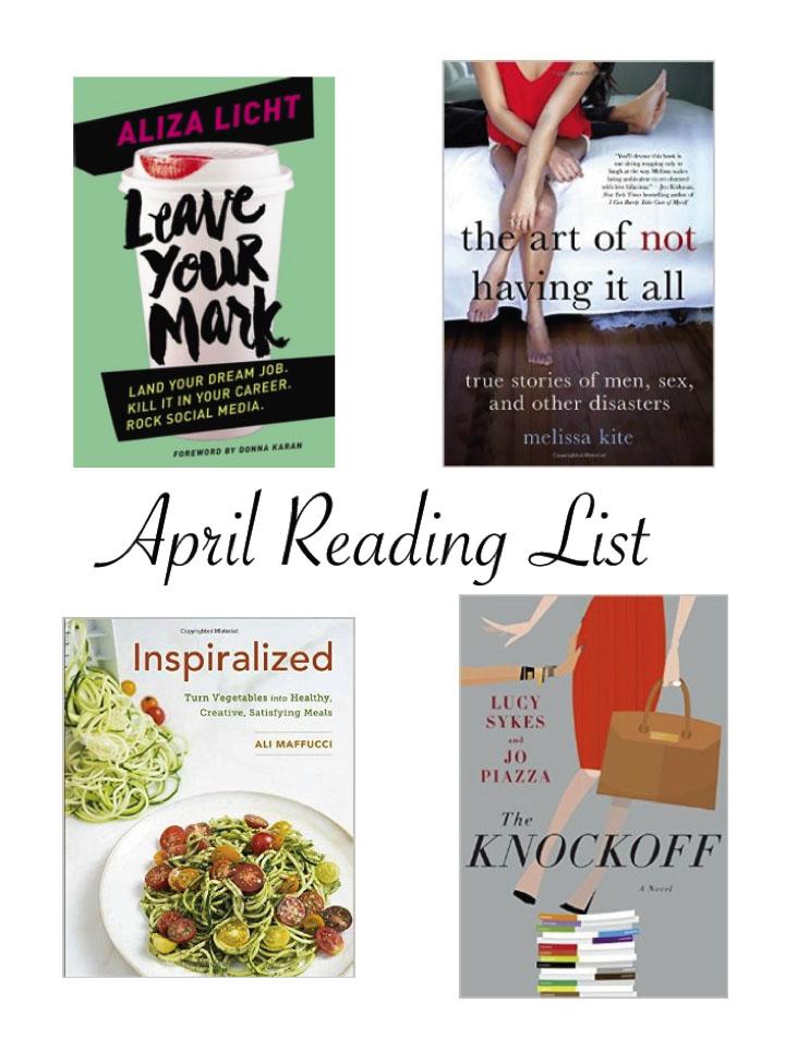 aprilreadinglist