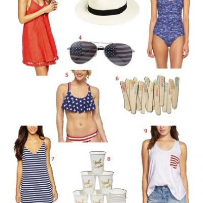 4th of July Favorites