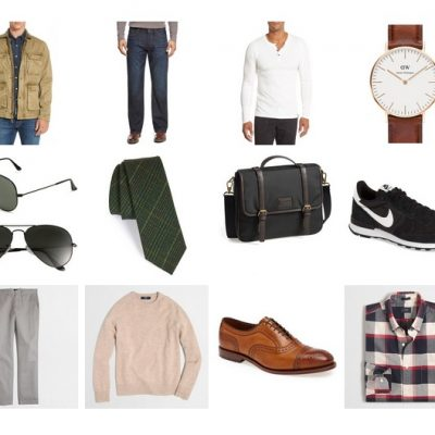 Men's Fall Favorites