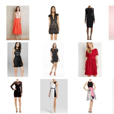 Friday 15 – Holiday Party Dresses