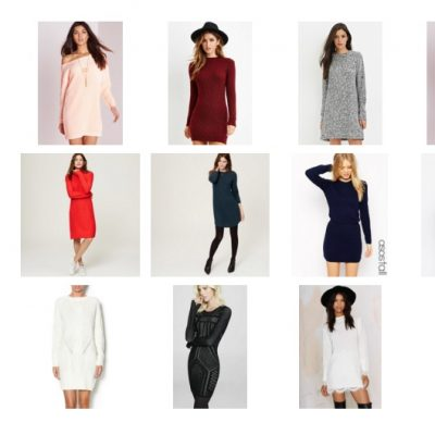 Friday 15 – Sweater Dresses
