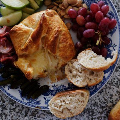 Baked Camembert