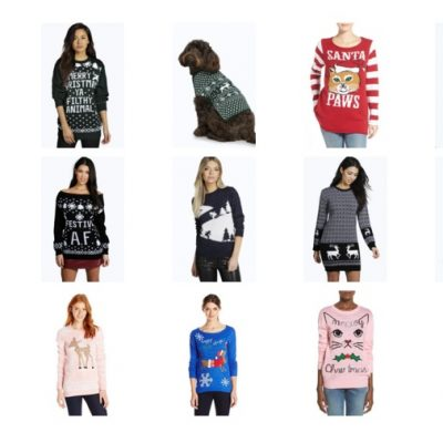 Friday 15 – Christmas Sweaters