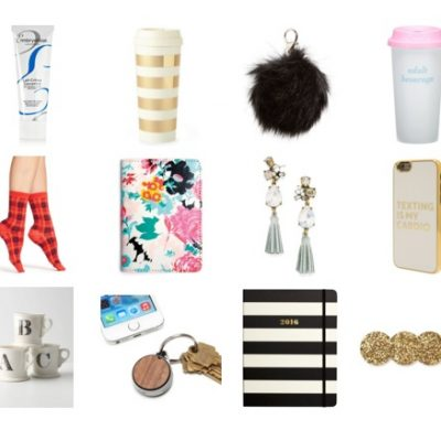 Gift Guide – Stocking Stuffers