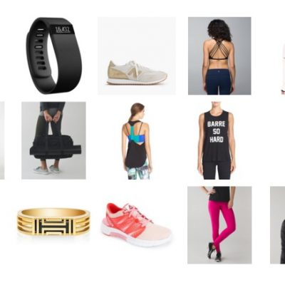Gift Guide – Workout Gear