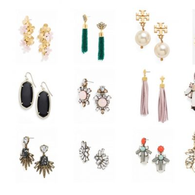 Friday 15 – Statement Earrings
