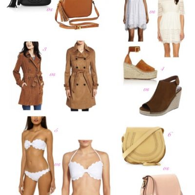 A Study in Deals – Spring Steals