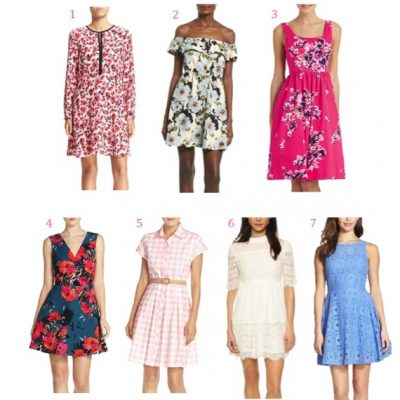 Easter Dress Roundup