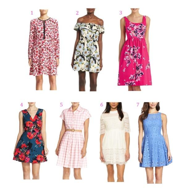 Easter Dress Roundup