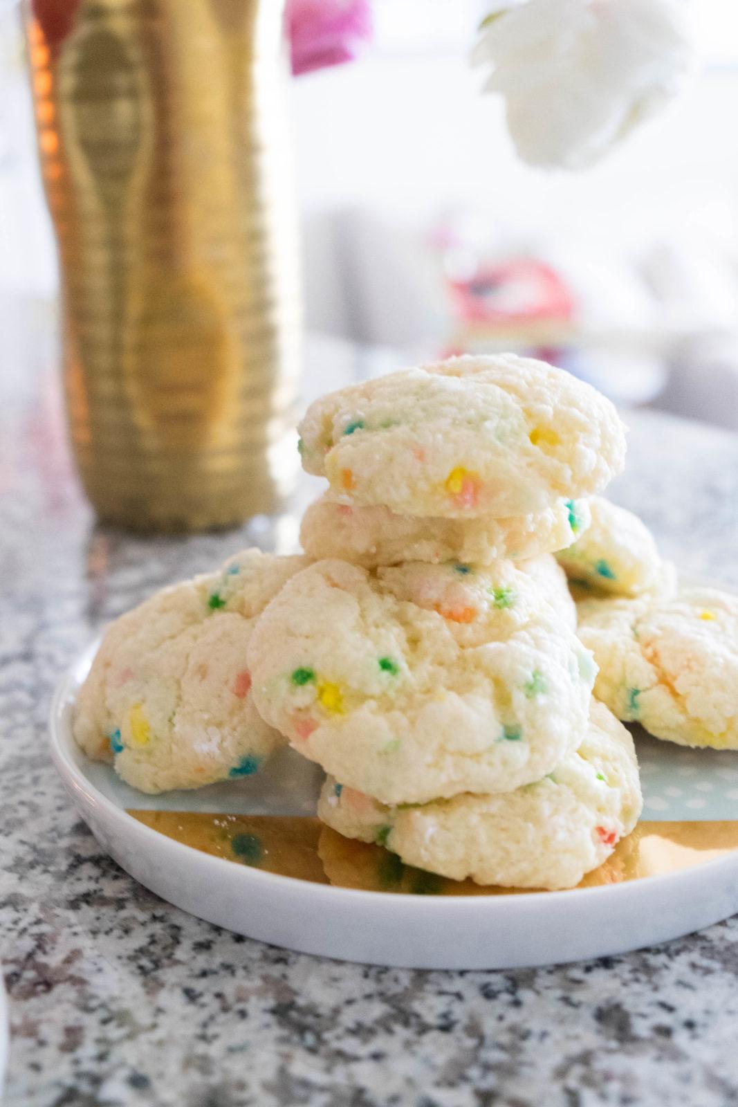 Funfetti Gooey Butter Cookies-14