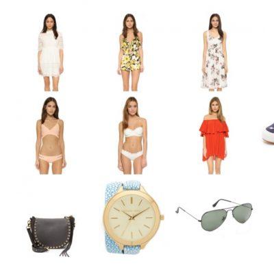 Friday 15 – Shopbop Sale