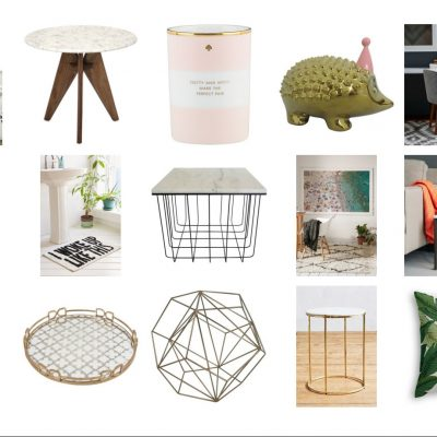 Friday 15 – Home Decor Favorites