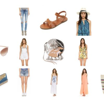 Shopbop Friends & Family Roundup