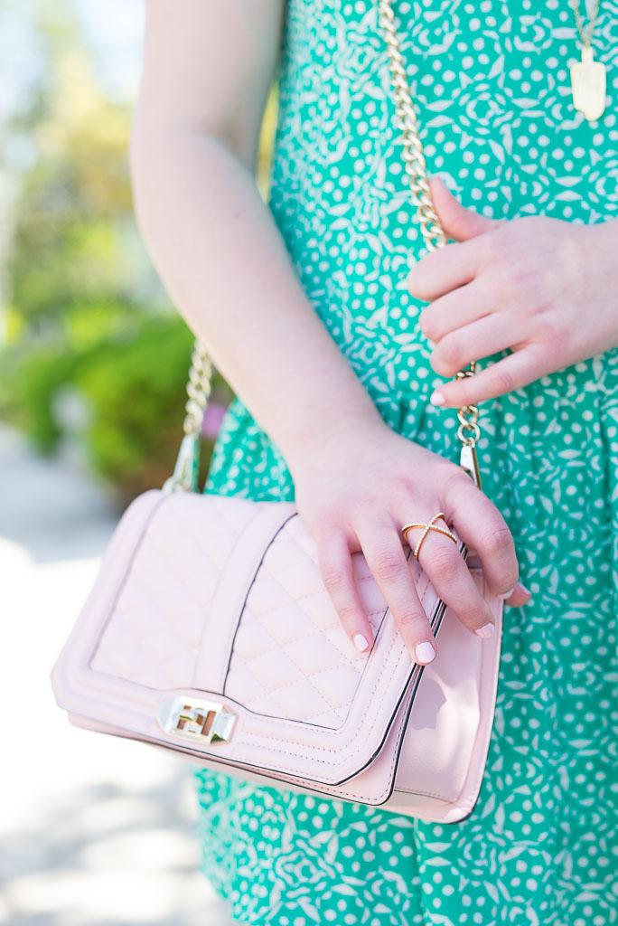 Green Spring Dress-5