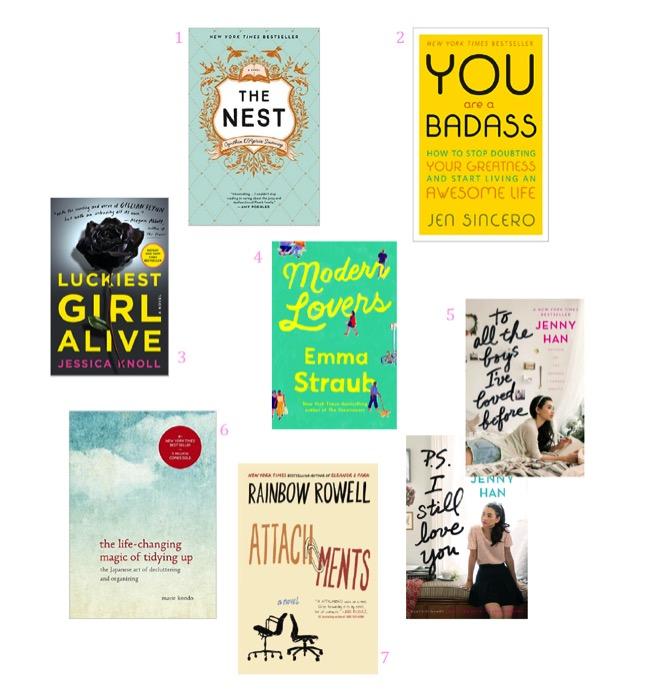 6.14.16 - Summer Reading List
