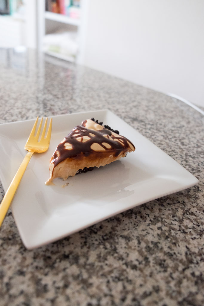 Peanut Butter Icebox Pie-14