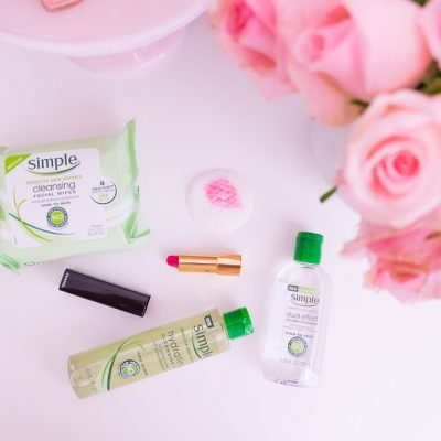Simple Summer Skincare