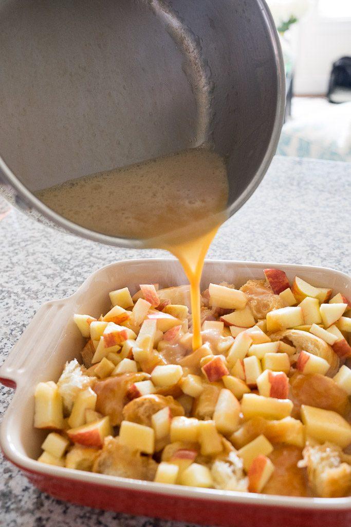 caramel-apple-croissant-bread-pudding-10