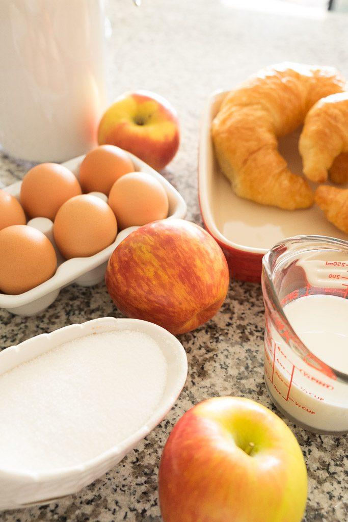 caramel-apple-croissant-bread-pudding-3