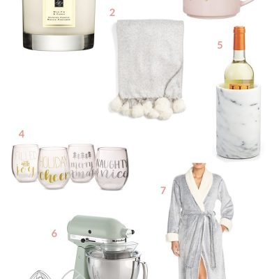 Gift Guide – Cozy At Home