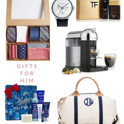 Gift Guide – Gifts for Him