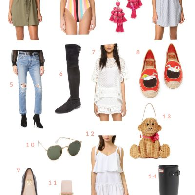 Shopbop Spring Trends on Sale