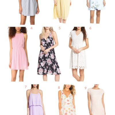 Spring Dresses at Every Budget