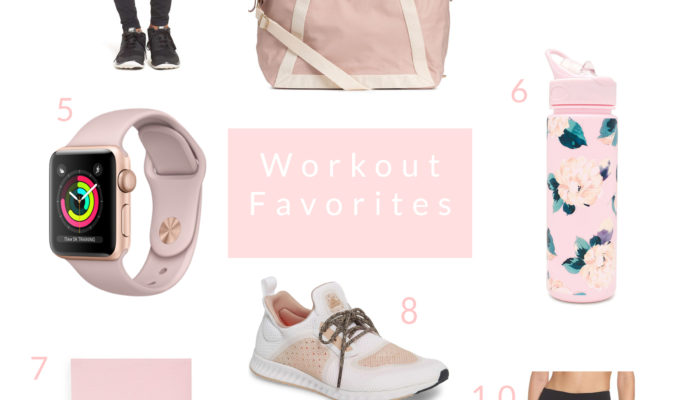 Workout Favorites