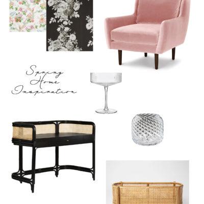 spring home inspiration