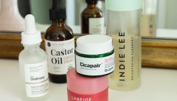 Five Skincare Products I Can't Live Without