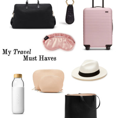 travel must-haves