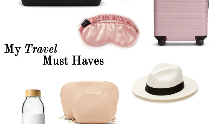 Travel Must Haves